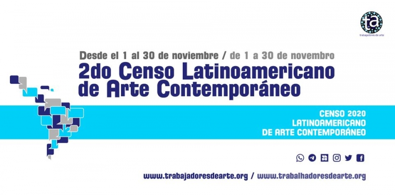 2do Censo Latinoamericano de Arte Contemporáneo