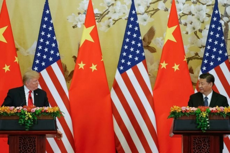 Donald Trump heredará a Joe Biden la confrontación entre China y Estados Unidos