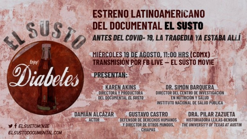 """El susto"" de Karen Akins: un documental sobre la diabetes en México"